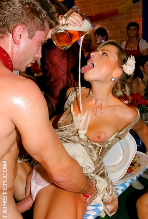 Mature Anal Party Pics